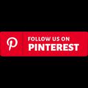 Follow Follow On Pinterest Pin Icon