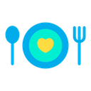Dating Favorite Food Food Icon