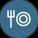 Food Beverage Restarunt Icon