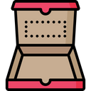 Food Box Pizza Box Deivery Box Icon