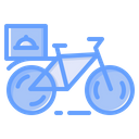 Courier Delivery Food Icon