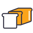 Food Kitchen Bread Icon