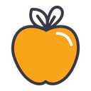 Food Kitchen Fruit Icon