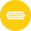 Food Kitchen Hot Icon