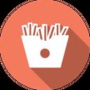 Food Kitchen Sncak Icon
