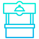 Food Store Food Stall Food Shop Icon