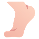 Foot Feet Leg Day Icon
