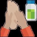 Foot Massage Icon