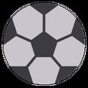 Artboard Football Ball Icon