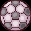 Football Soccer Ball Icon