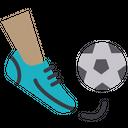 Football Free Kick Icon