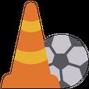 Football Practice Icon