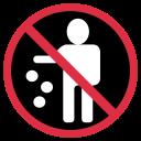 Forbidden Litter No Icon