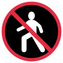 Forbidden No Not Icon