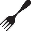 Fork Cutlery Meal Icon