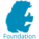 Foundation Plain Wordmark Icon