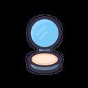 Foundation Makeup Mirror Icon