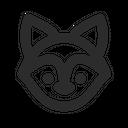 Fox Animal Emoji Icon