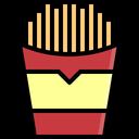 Frech Fries Icon
