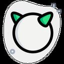 Freebsd Technology Logo Social Media Logo Icon