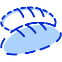 French Bread Icon