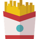 Fried Chips Icon