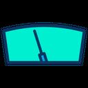 Glass Wiper Car Wiper Icon