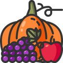 Fruit Berries Grape Icon