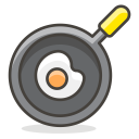 Fry Pan Egg Icon