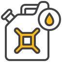 Fuel Barrel Canister Fuel Icon