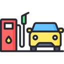 Fuel Pump Petrol Pump Pump Icon
