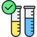 Fuel sample Icon