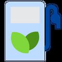 Fuel Station Eco Station World Icon