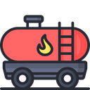Fuel tanker Icon