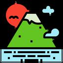 Fuji Travel Japan Icon