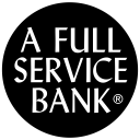 Full Service Bank Icon