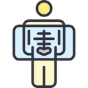 Full Body Checkup Icon