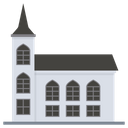Funeral Home Funeral Parlor Mortuary Icon