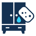 Cabinet Wardrobe Case Icon