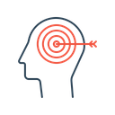 Future Goal Target Icon