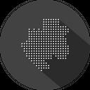 Gabon Gabonese Country Icon