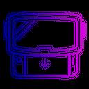 Gadget Vr Virtual Icon