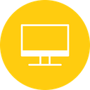 Game Device Monitor Icon
