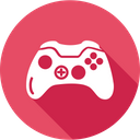 Game Pad Wireless Icon