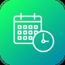 Game Schedule Calendar Icon