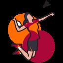 Game Sport Badminton Icon