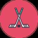 Game Sport Hockey Icon