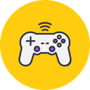 Game Wireless Remote Icon