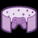 Gaming Oculus Game Icon