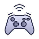 Gaming Controller Joystick Icon